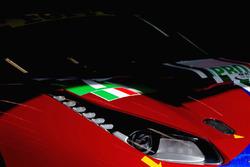 #71 AF Corse Ferrari 488 GTE EVO detail