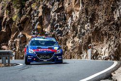 Laurent Pellier, Peugeot Rally Academy, Peugeot 208 T16
