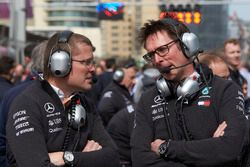 Peter Bonnington, Mercedes AMG