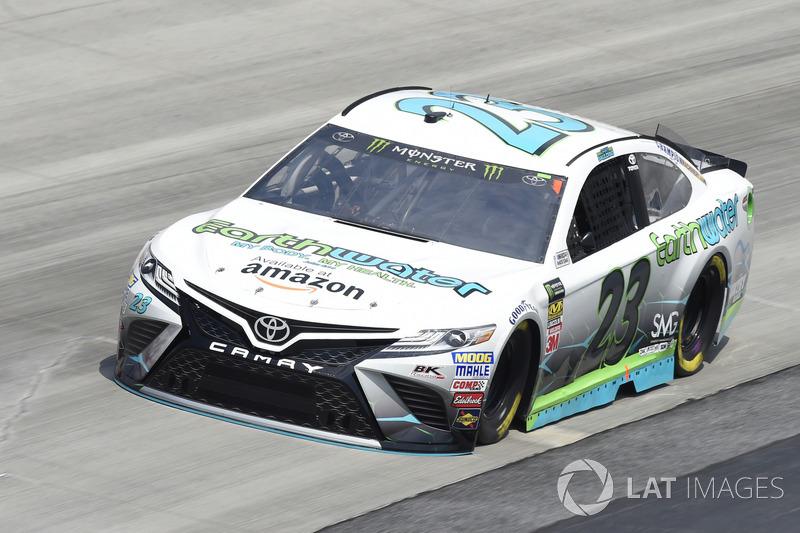 35. Gray Gaulding, BK Racing, Toyota Camry