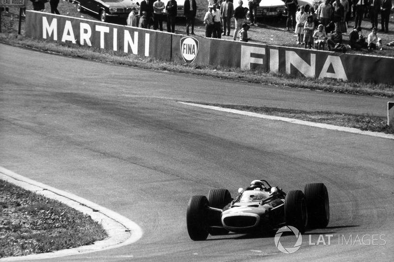Jackie Stewart, BRM P83, 1966