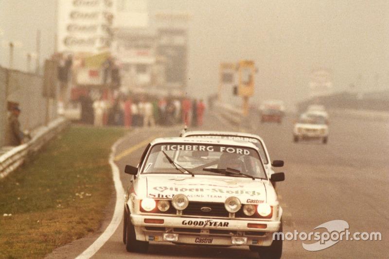 1982: Gartmann/Ludwig/Niedzwiedz - Ford Capri