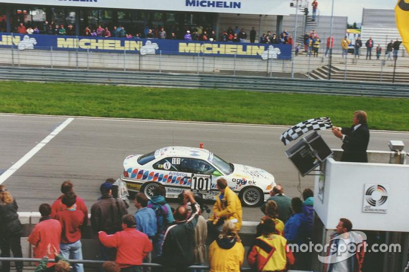 1994: Karl-Heinz Wlazik, Frank Katthöfer, Fred Rosterg (BMW M3)