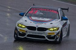 #43 Century Motorsport BMW M4 GT4: Aleksander Schjerpen, Jack Mitchell