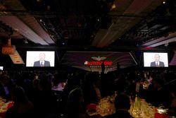 Jean Todt, président de la FIA, envoie un message vidéo