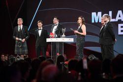 McLaren Autosport BRC Ödülü