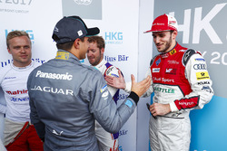 Felix Rosenqvist, Mahindra Racing, Nelson Piquet Jr., Jaguar Racing, Sam Bird, DS Virgin Racing, Dan