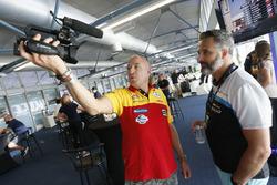 Tom Coronel, Roal Motorsport, Chevrolet RML Cruze TC1, Yvan Muller, Polestar Cyan Racing, Volvo S60