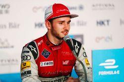 Daniel Abt, Audi Sport ABT Schaeffler, nella conferenza stampa