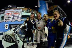 #31 MP1B Porsche GT3 Cup of Alan Hellmiester, Adalberto Baptista, Luca Seripiere, Bruno Baptista of MGM Racing
