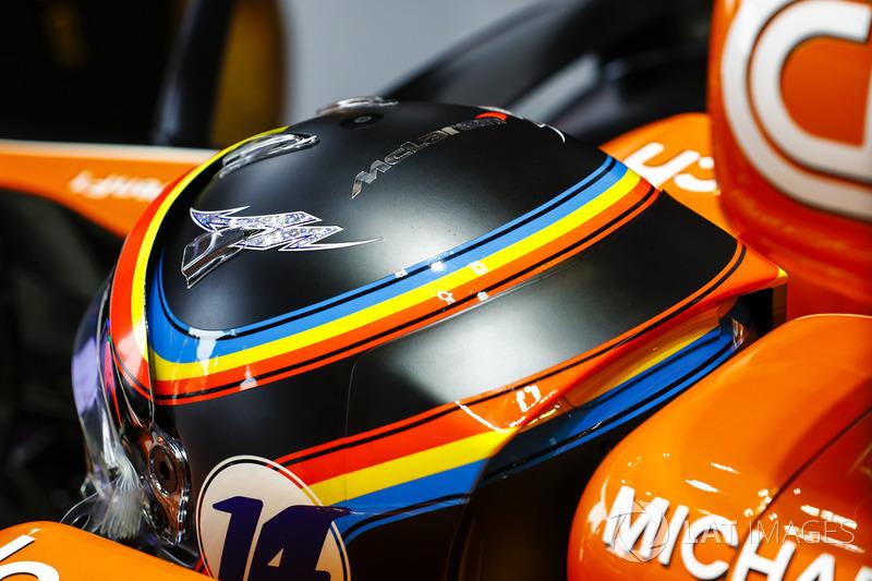 Amerika- Fernando Alonso