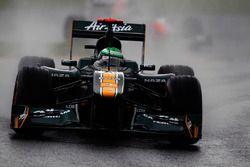 Heikki Kovalainen, Lotus T128