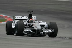 Christijan Albers, Minardi Cosworth PS05