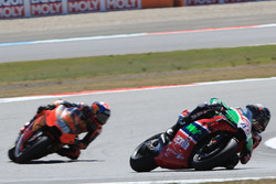 Scott Redding, Aprilia Racing Team Gresini, Bradley Smith, Red Bull KTM Factory Racing