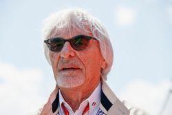 Bernie Ecclestone, erevoorzitter Formule 1