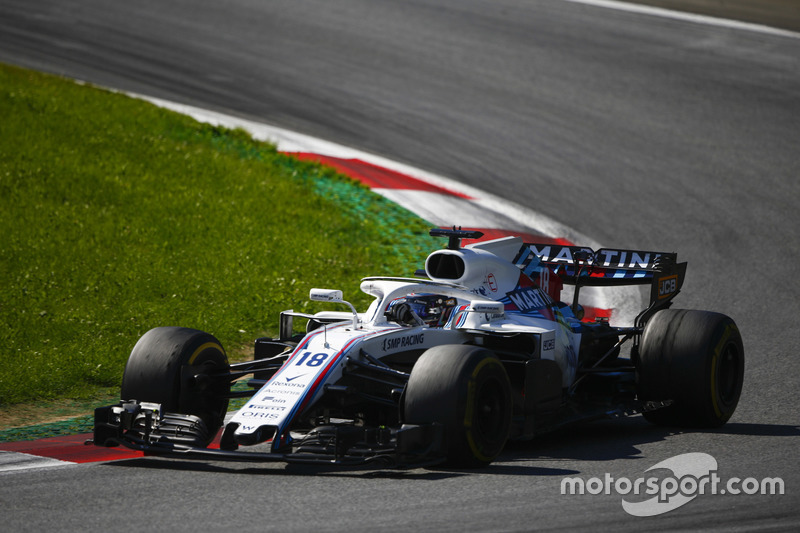 P14: Lance Stroll, Williams FW41