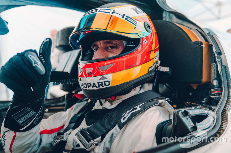 Тимо Бернхард, Porsche 919