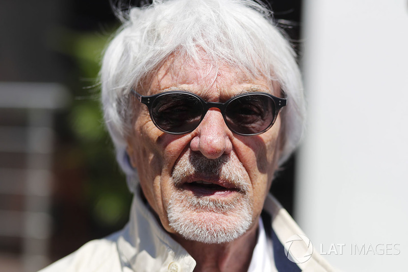 Bernie Ecclestone, Président Emiritus de la Formule 1