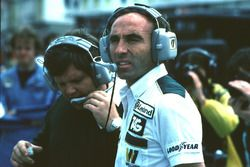 Frank Williams y Patrick Head