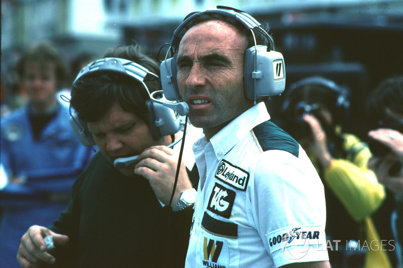 Frank Williams e Patrick Head
