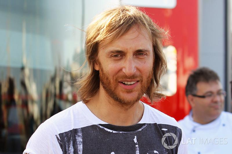 David Guetta, productor de música y DJ