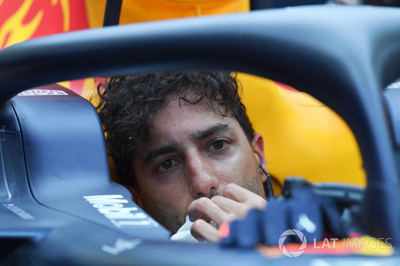 6 місце — Даніель Ріккардо, Red Bull. Умовний бал — 17,500