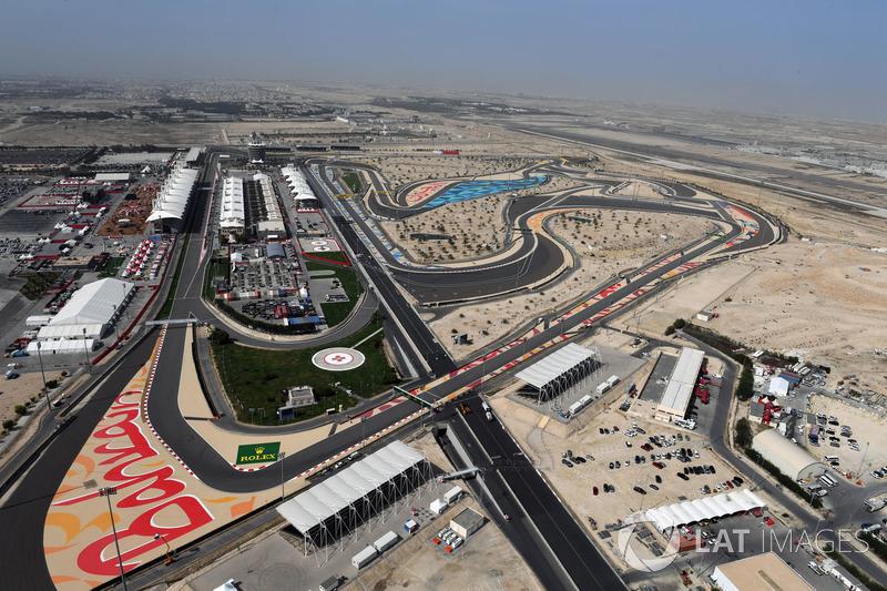 GP de Bahrein, Circuito Internacional de Bahrein