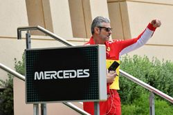 Руководитель Ferrari Маурицио Арривабене