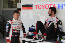 Anthony Davidson, Jose Maria Lopez