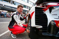 Miikka Anttila, Toyota Yaris WRC, Toyota Gazoo Racing