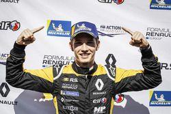 Winnaar Christian Lundgaard, MP motorsport
