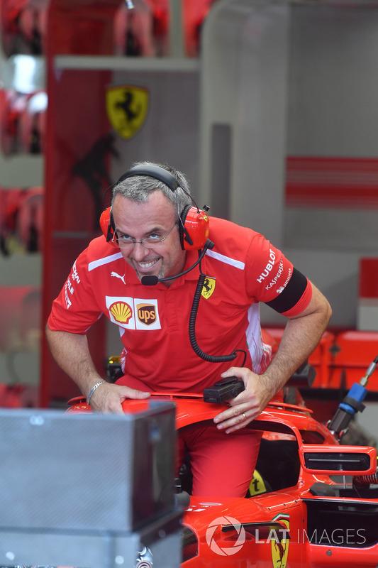 Ingegnere Ferrari