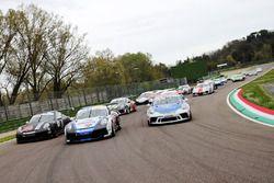Gianmarco Quaresmini, Dinamic Motorsport, Tommaso Mosca, Tsunami RT, Sergio Campana, Ghinzani Arco Motorsport e il resto dei protagonisti della Carrera Cup 2019
