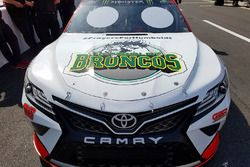 Gaunt Brothers Racing tribute decal