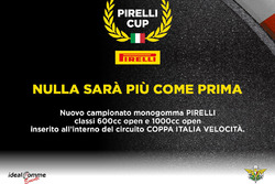Locandina Pirelli Cup