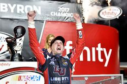 NASCAR Xfinity-Champion 2017: William Byron, JR Motorsports Chevrolet