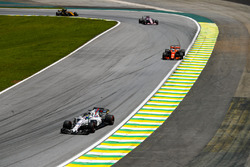 Felipe Massa, Williams FW40, Fernando Alonso, McLaren MCL32, Sergio Perez, Sahara Force India F1 VJM
