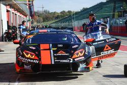 #17 Antonelli Motorsport: Loris Spinelli, Mikael Grenier