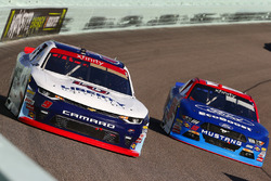 William Byron, JR Motorsports Chevrolet and Ty Majeski, Roush Fenway Racing Ford
