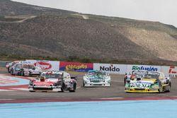 Matias Rossi, Nova Racing Ford, Carlos Okulovich, Maquin Parts Racing Torino, Omar Martinez, Martine