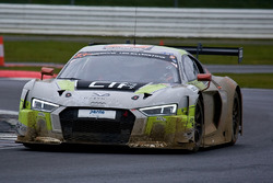 #33 Car Collection Motorsport Audi R8 LMS: Ali Çapan, Dimitri Parhofer, Isaac Tutumlu Lopez, Jason Baker