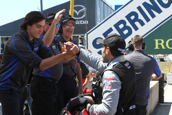 Polesitter Tristan Vautier, Spirit of Daytona Racing