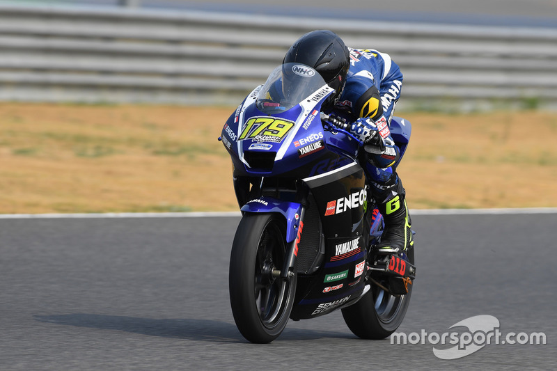AP250: Richard Taroreh, Yamaha Racing Indonesia