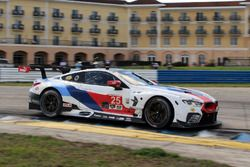 #25 BMW Team RLL BMW M8 GTLM