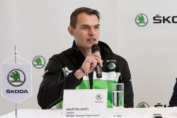 Martin Koči, Skoda Slovakia Motorsport