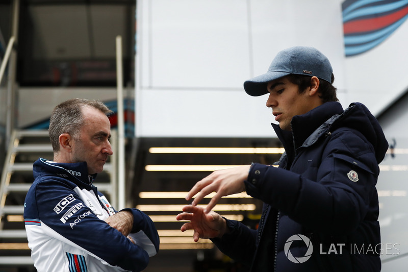 Paddy Lowe, Williams director técnico , Lance Stroll, Williams