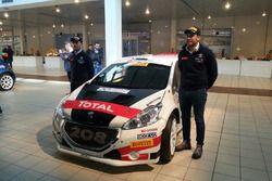 Marco Pollara e Giuseppe Princiotto, Peugeot 208 T16 R5