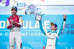Себастьен Буэми, Renault e.Dams, и Даниэль Абт, Audi Sport ABT Schaeffler