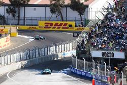 Antonio Felix da Costa, Andretti Formula E Team. & Luca Filippi, NIO Formula E Team