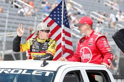 Brandon Jones, Joe Gibbs Racing, Toyota Camry Toyota Menards/Turtle Wax Ryan Preece, Joe Gibbs Racing, Toyota Camry Rheem
